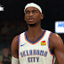 Shai Gilgeous-Alexander Cyberface, Hair and Body Model By Losjosh [FOR 2K21]