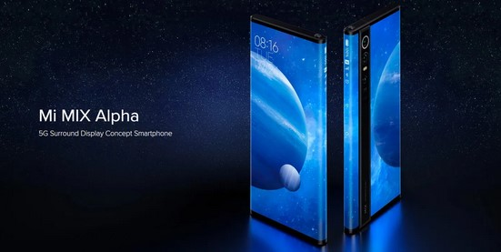 MI MIX ALPHA - The Futurephone by Xiaomi