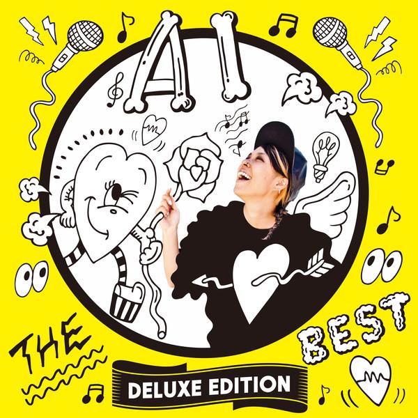 [Album] AI – THE BEST (DELUXE EDITION) (2016.05.04/MP3/RAR)