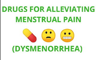 Best drugs for menstrual pain