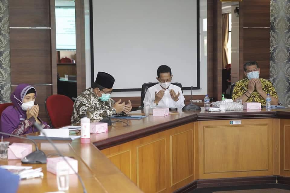 Siapkan Kafilah Mengikuti STQH Tingkat Provinsi Kepri, Amsakar : Kota Batam Harus Bisa Meraih Hasil Yang Memuaskan