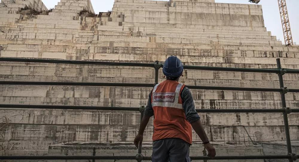 توافق مصري إثيوبي في مفاوضات سد النهضة
