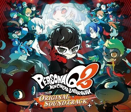 Persona Q2: New Cinema Labyrinth OST
