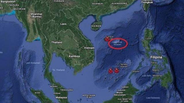 Filipina dan India Bersatu Lawan Sikap Agresif Tiongkok di Laut China Selatan, Indonesia Gabung?