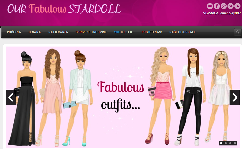 Our Fabulous Stardoll