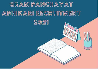 UPSSSC Gram Panchayat Adhikari Recruitment 2021 VDO Apply Online