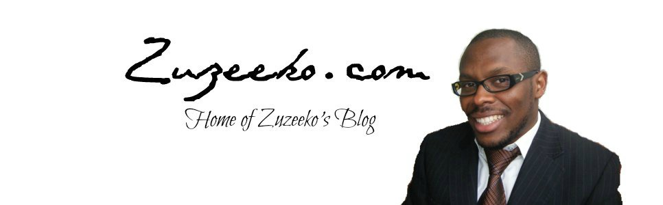 Personal Blog of Zuzeeko Abeng