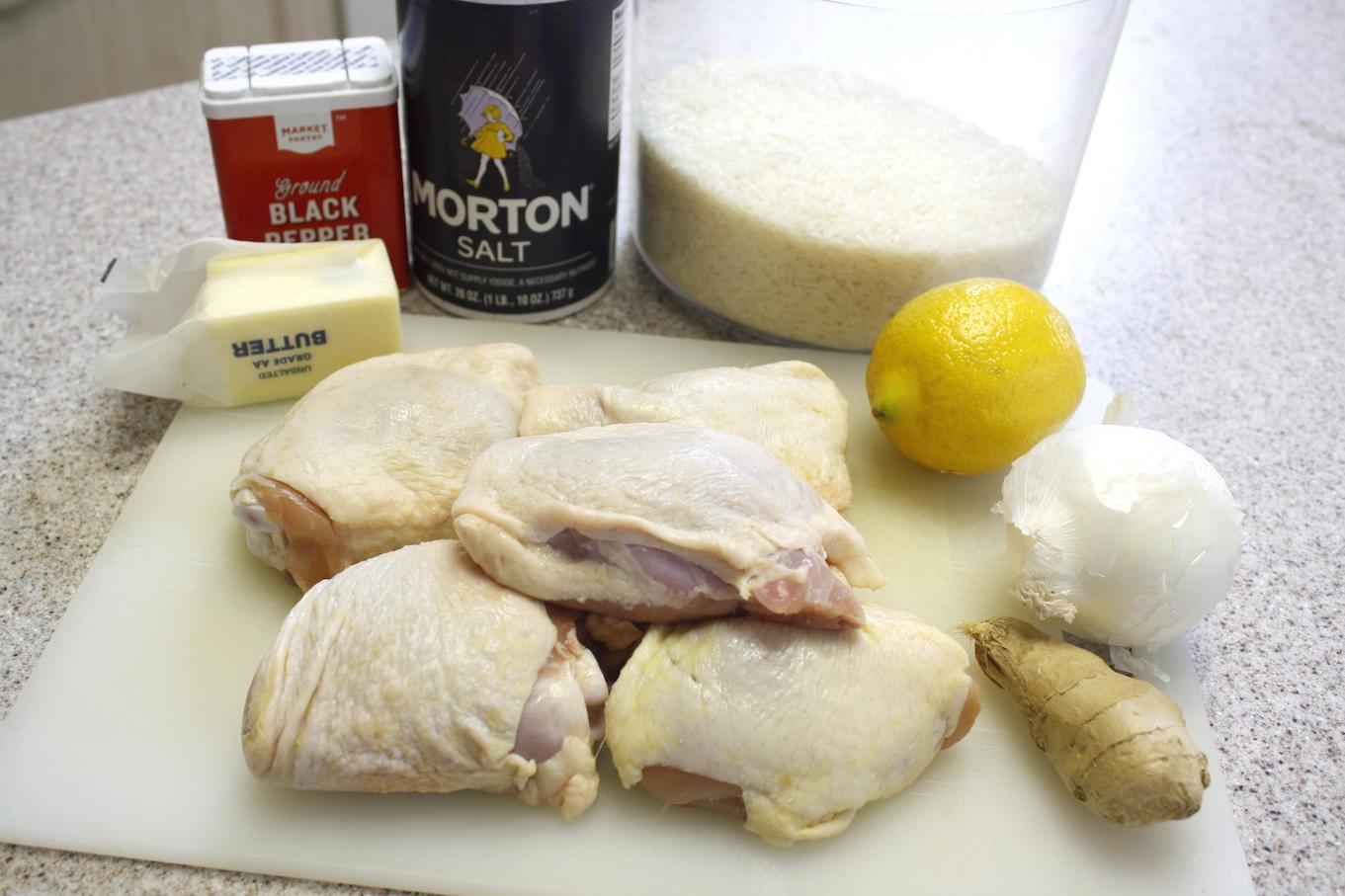 Arroz caldo instant pot recipe filipino recipe any tots for Fish sauce ingredients