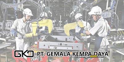 Lowongan Kerja PT. Gemala Kempa Daya - Astra Group 2020