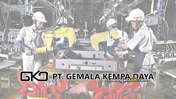 Lowongan Kerja PT. Gemala Kempa Daya - Astra Group 2019
