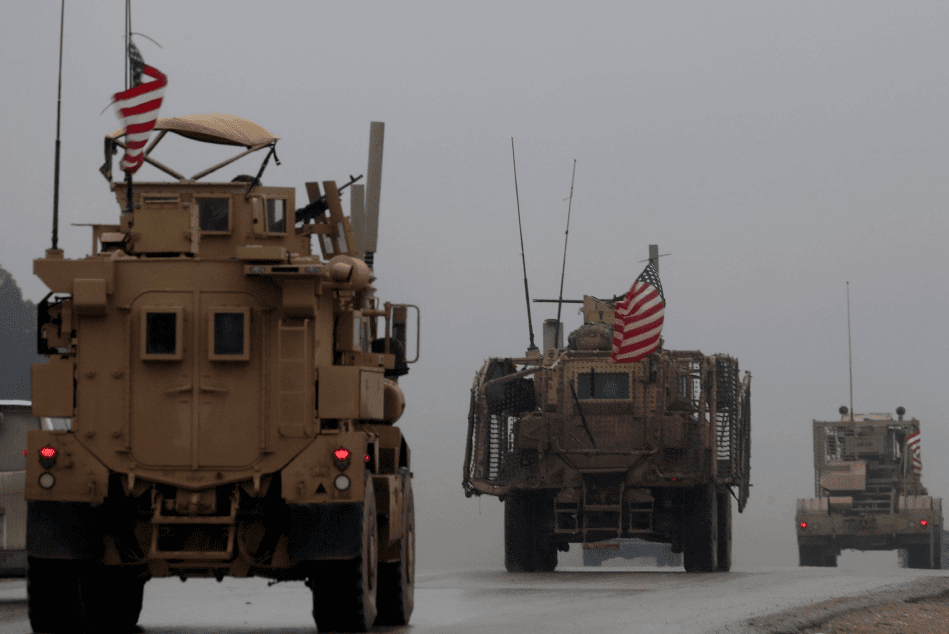 AS Kalah Perang Syria