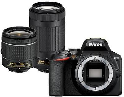 Nikon D3500 (pack)