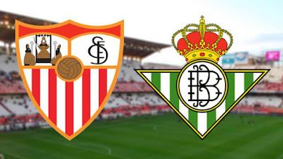 مشاهدة مباراة اشبيلية ضد ريال بيتيس 2-1-2021 بث مباشر في الدوري الاسباني