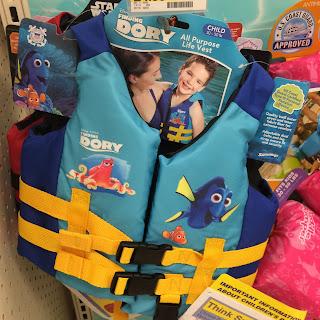 dory life jacket