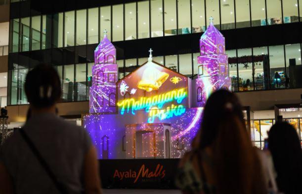 Ayala Malls schedule Christmas Holidays 2020, New Year
