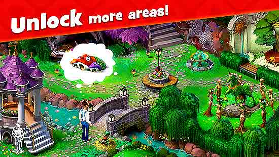 Gardenscapes Mod Apk For Android