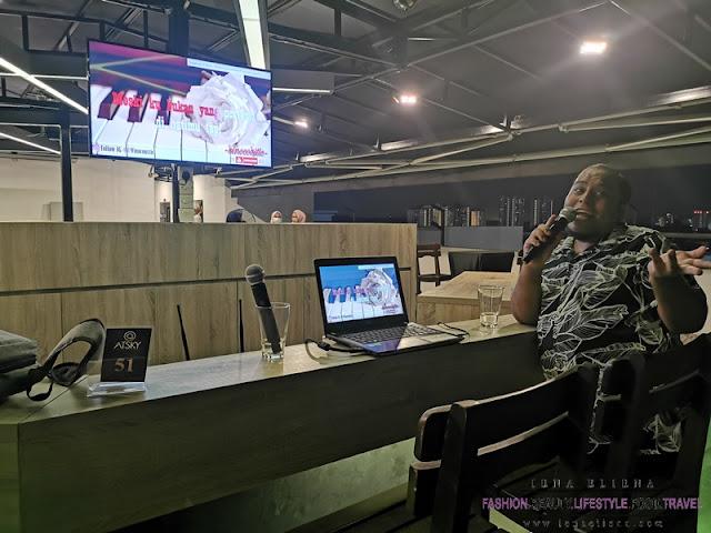 Ruang Karaoke ATSKY Kota Damansara