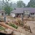 Hujan Lebat Menyebabkan Banjir di Serui