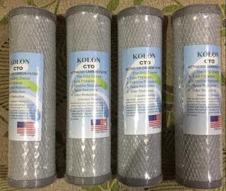 CTO Activated Carbon Block Filter
