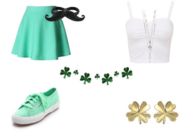 GET GREEN FOR ST. PADDY'S DAY! | Mint green | Love, Maisie