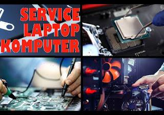 Jasa service laptop murah kota Depok Jabar