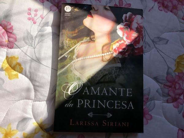 """Resenha de """"O amante da princesa"""""""