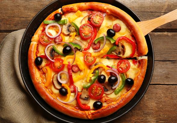 Resep Cara Membuat Pizza Rumahan Yang Enak dan Mudah Tanpa Oven