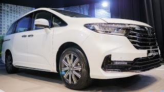 Cicilan Honda Odysssey Prestige Via CIMB NIAGA FINANCE