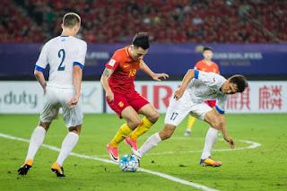اهداف وملخص مباراة الصين وقرغيزستان اليوم 7/1/2019 China vs Kyrgyzstan live AFC Asian cup