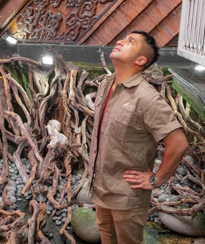 Irfan Sudah Menyiapkan Kafan dan Pemakaman untuk Dirinya