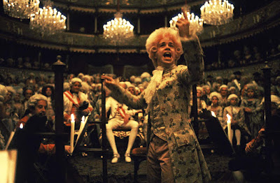 Amadeus 1984 movie still Tom Hulce