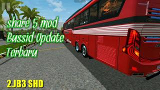 Mod Bussid Update Terbaru