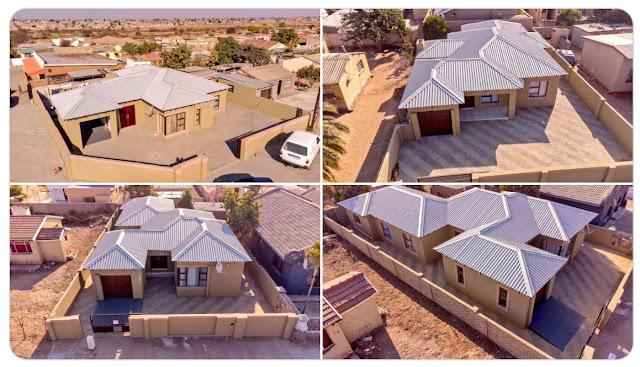 Julius Malema Donates RDP Houses