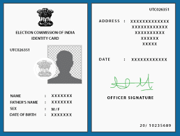 How to change your photo, name and address in voter ID card