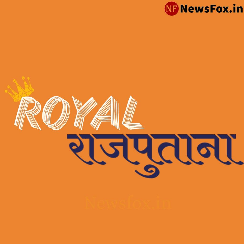 Rajput Logo NewsFox.in