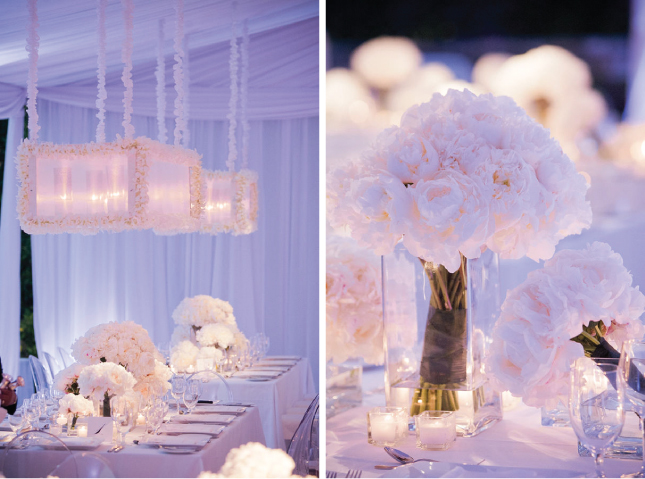 Even A White Ceremony Aisle Decor Looks Amazing