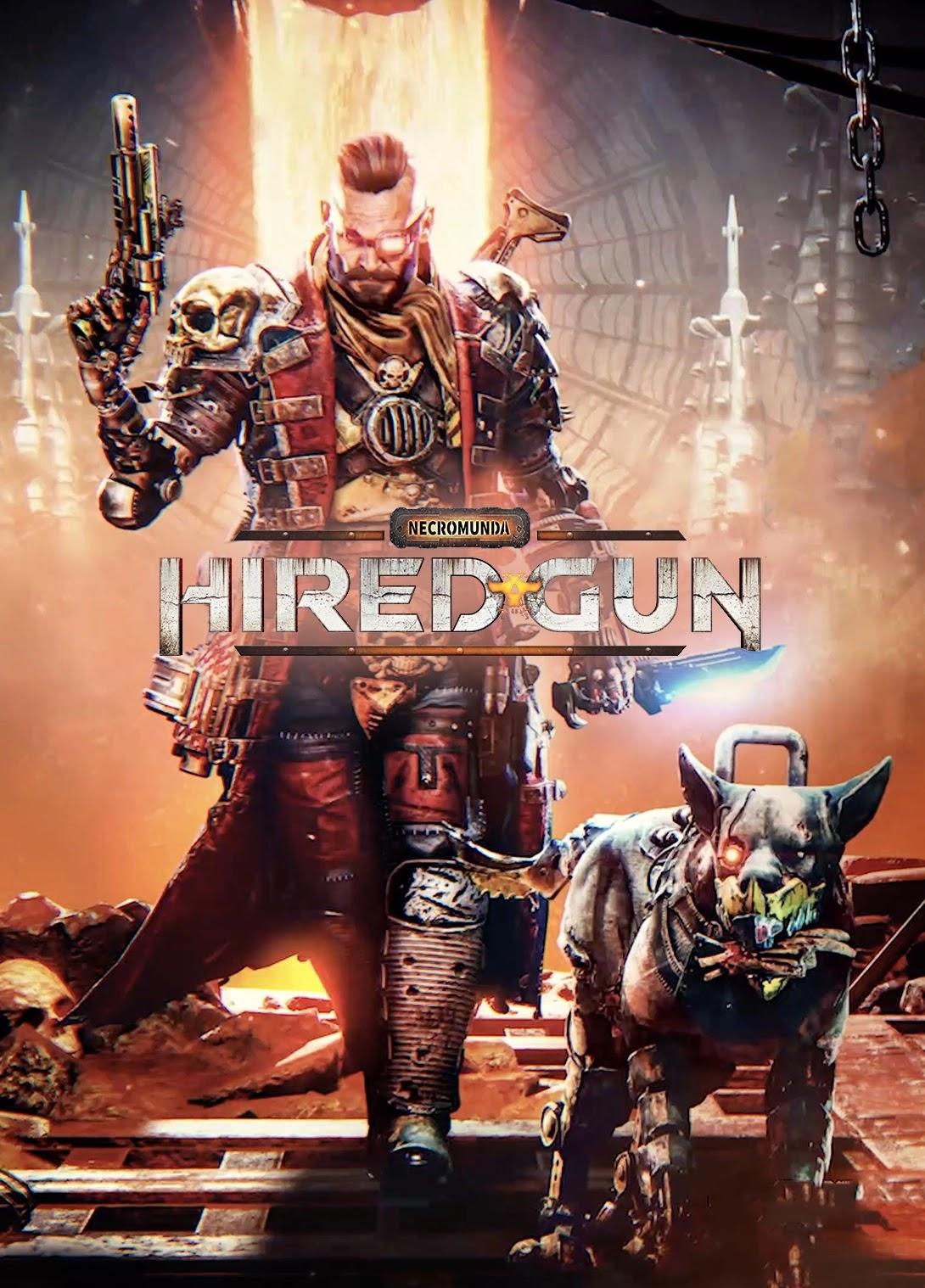 Baixar: Necromunda: Hired Gun Torrent (PC)