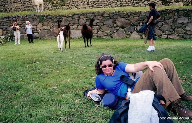 Praça Central de Machu Picchu, Peru