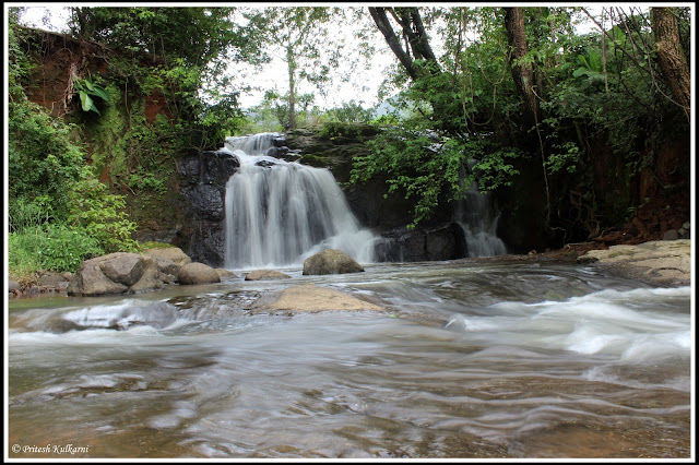 Ajivali Waterfall