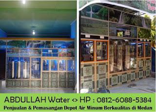 usaha depot air isi ulang