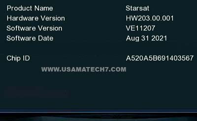 GX6605S HW203 New Software 2021 Download