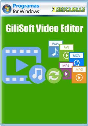 Descargar GiliSoft Video Editor 2019 programa para editar videos full español /
