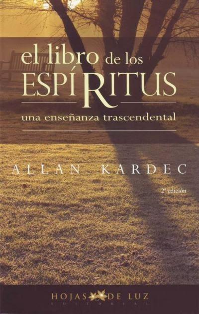 el libro de los espiritus pdf allan kardec
