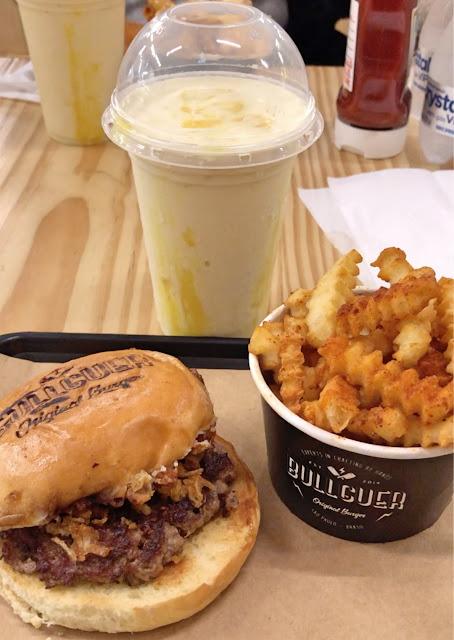 Blog Apaixonados por Viagens - Onde Comer no Rio - Bullguer - Botafogo
