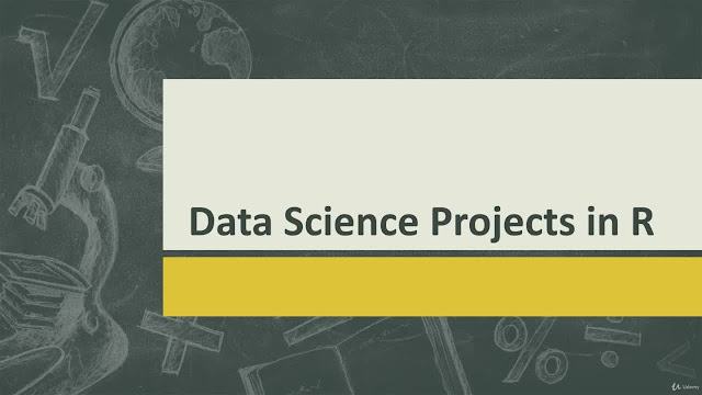 Projects in Data Science Using R