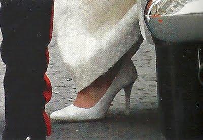 Kate Middleton Wedding Shoes Replica