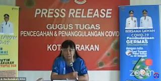 Press Release COVID-19 Tarakan 2 Juli 2020 - Tarakan Info