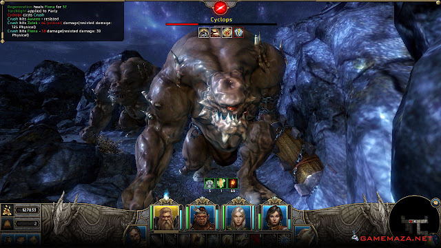 Might and Magic X Legacy Gameplay Screenshot 1