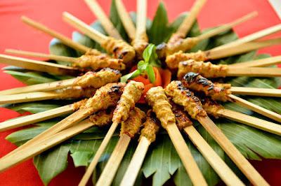 Sate Lilit Makanan Tradisional Khas Bali