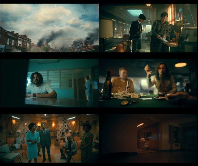 The Umbrella Academy Temporada 2 Completa HD 720p Latino Dual